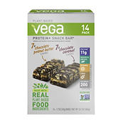 Vega Protein+ Snack Bars, 14 ct./1.7 oz.
