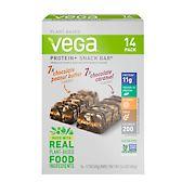 Vega Protein+ Snack Bars, 14 ct./1.7 oz.