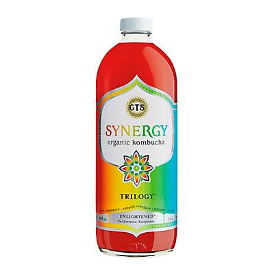GT's Synergy Organic Kombucha Trilogy, 48 oz.