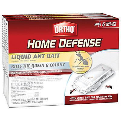 Ortho Home Defense Liquid Ant Bait Stations, 18 pk.
