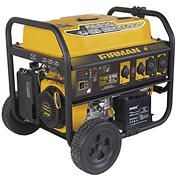 Firman 7,125W Peak/5,700W Rated Gas-Powered Portable Generator with Remote Start