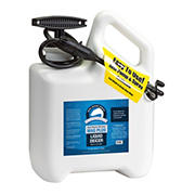 Bare Ground Mag Plus Deluxe Pump Sprayer Deicer System with Liquid Deicer, 1 gal.