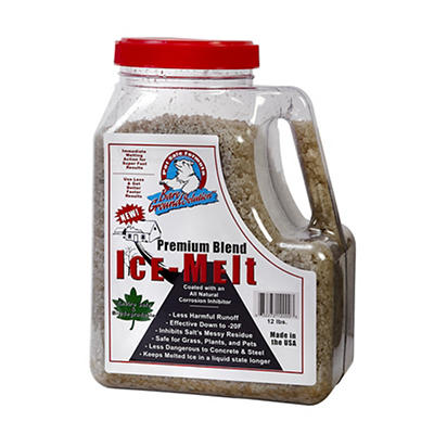 Bare Ground Coated Granular Ice Melt, 12 lbs.