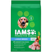 IAMS ProActive Health Adult Large Breed Dry Dog Food, 15 lbs.