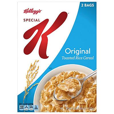 Kellogg's Special K Original, 2 pk./19 oz.