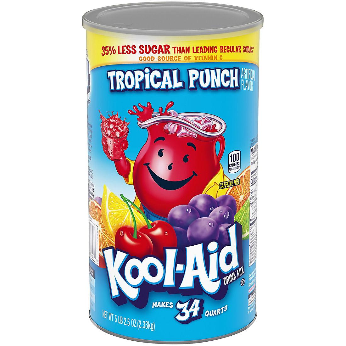 Kool Aid Fruit Punch Ingredients