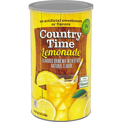 Country Time Lemonade Drink Mix, 82.5 oz.