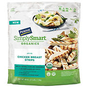 Perdue Simply Smart Organics Grilled Chicken Strips, 40 oz.