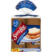 Sara Lee Whole Grain White Bread, 2 pk./20 oz.