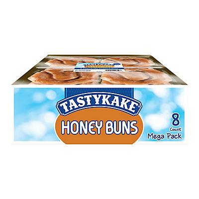 Tastykake Glazed Honey Bun, 8 ct./2.75 oz.