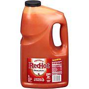Frank's RedHot Original Cayenne Pepper Sauce, 128 oz.
