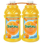 Tropicana 100% Orange Juice, 2 pk./96 fl. oz.