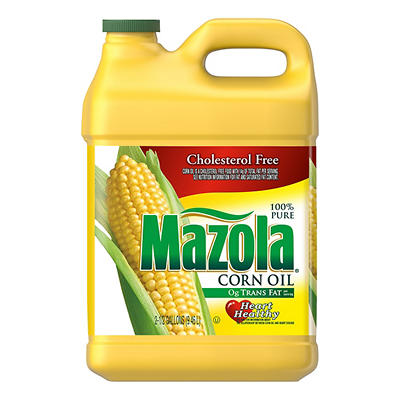 Mazola Corn Oil, 2.5 Gal.