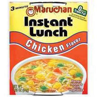 Maruchan Instant Lunch Chicken Flavored Noodle Bowls, 24 ct.