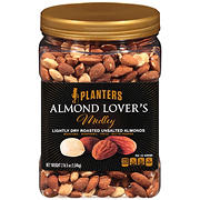 Planters Almond Lover's Medley, 37 oz.