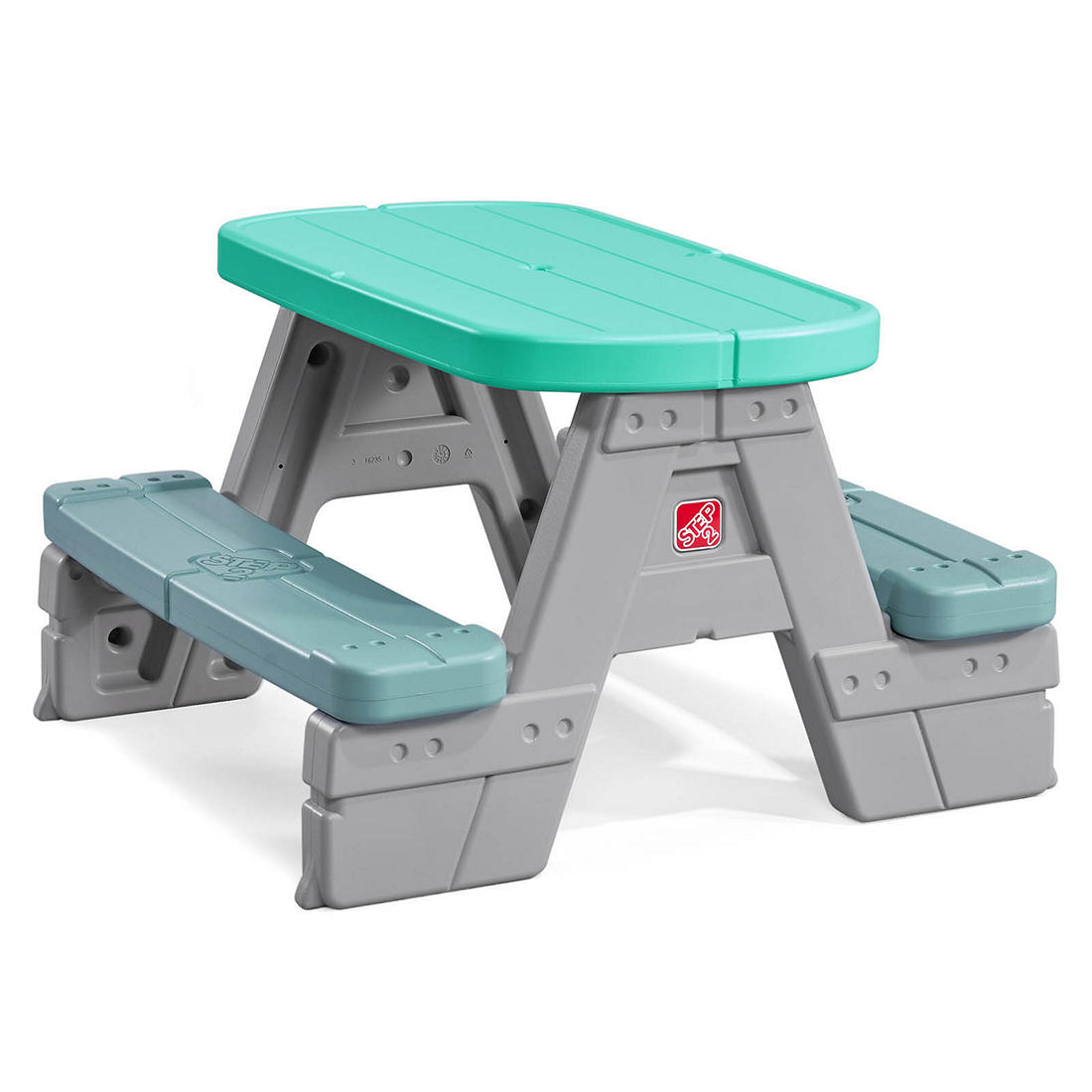 Enjoyable Step2 Sit And Snack Picnic Table Pabps2019 Chair Design Images Pabps2019Com