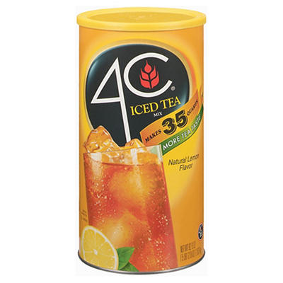 4C Iced Tea Mix, 92.8 oz.