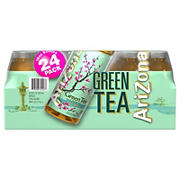 Arizona Green Tea with Ginseng and Honey, 24 pk./16 oz.
