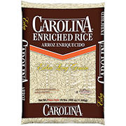 Carolina Long Grain Rice, 25 lbs.