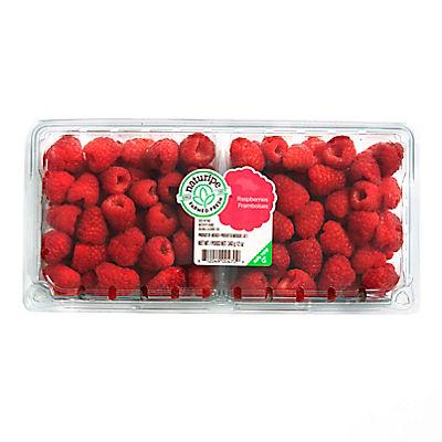 Raspberries, 12 oz.