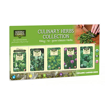 Seeds of Change Variety Pack - Assorted