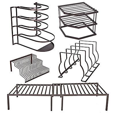 Smart Design 5-Pc. Cabinet Organizer Set