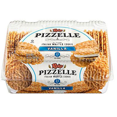 Reko Pizzelle Italian Waffle Cookie, 16 oz.