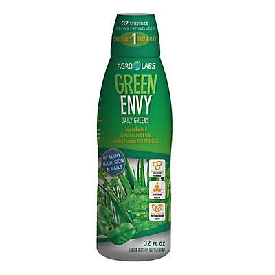 AgroLabs Green Envy Liquid Dietary Supplement, 32 fl. oz.