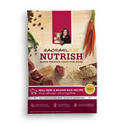 Rachael Ray Nutrish Real Beef & Brown Rice Recipe Dry Dog Food, 14 lbs.
