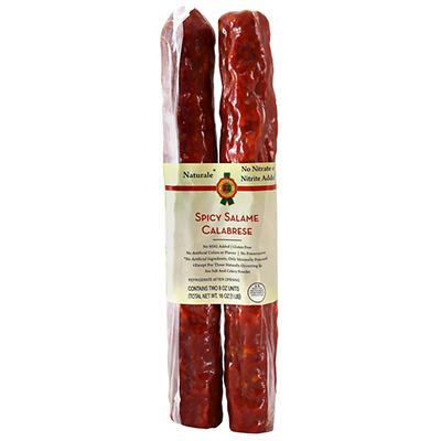 Daniele Spicy Salame Calabrese Sticks, 2 pk./8 oz.
