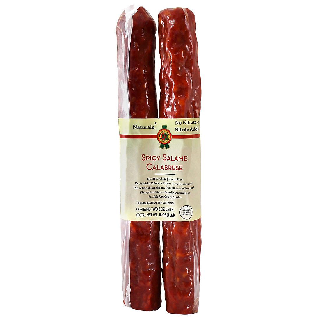 Daniele Spicy Salame Calabrese Sticks, 2 pk /8 oz