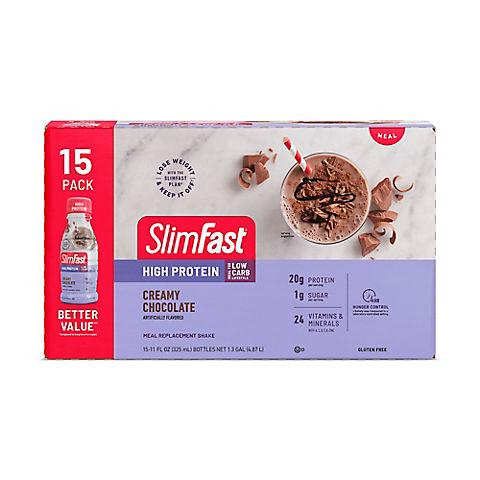 SlimFast Advanced Nutrition Creamy