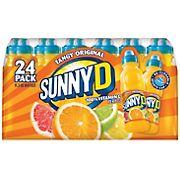 Sunny D Juice Tangy Original, 24 ct./11.3 oz.