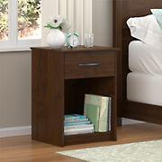 Ameriwood Home Core Nightstand - Brown Oak