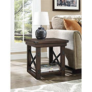 Ameriwood Home Wildwood End Table - Espresso