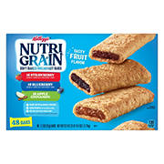 Kellogg Nutri-Grain Bars, 48 ct.