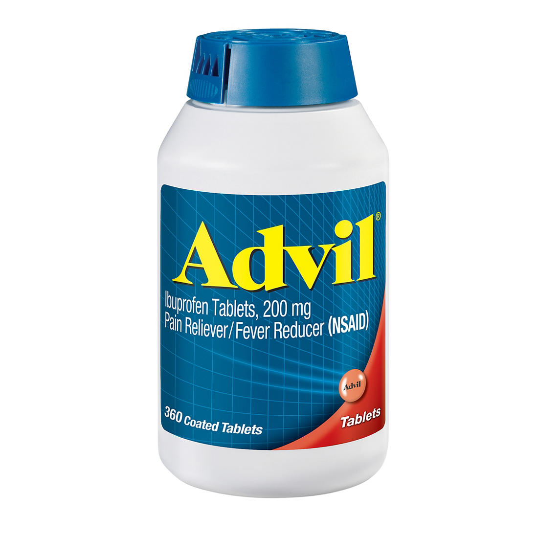 picture regarding Advil Printable Coupon identify Advil 200mg Drugs, 360 ct.