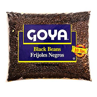 Goya Black Beans, 10 lb., Bag