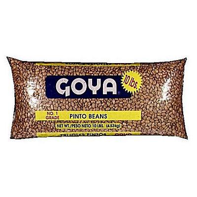 Goya Pinto Beans, 10 lb. Bag