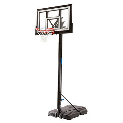 "Lifetime 50"" Adjustable Portable Basketball System"