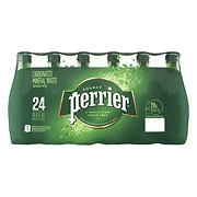 Perrier Sparkling Natural Mineral Water, 24 pk./16.9 oz.