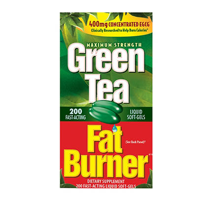 Irwin Naturals Green Tea Fat Burner, 200 ct.