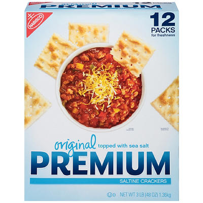 Nabisco Premium Saltine Crackers, 10 pk./4 oz.