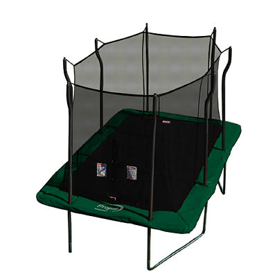 Propel Trampolines 12' x 8' Trampoline with Enclosure