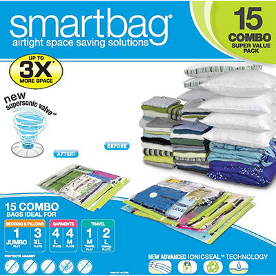 Smartbag 15-Pc. Combo Pack