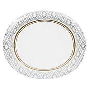Artstyle Oval Plates, 35 ct. - Majestic Metallics