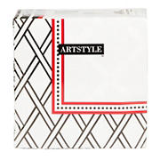 Artstyle 3-Ply Napkins, 120 ct. - Simply Woven