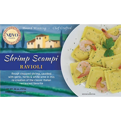 Nuovo Shrimp Scamp Ravioli, 26 oz.