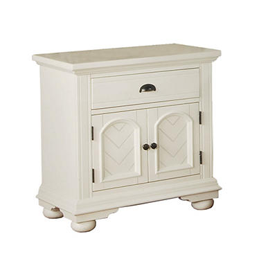 Picket House Furnishings Addison Nightstand - White