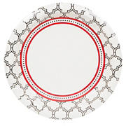 "Artstyle 10"" Plates, 40 ct. - Simply Woven"